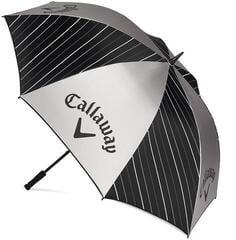 Callaway UV Umbrella 64 Black/Silver/White