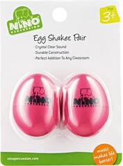 Nino NINO540SP-2 Egg Shaker Strawberry Pink