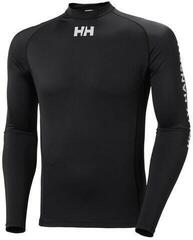 Helly Hansen Waterwear Rashguard Black XXL