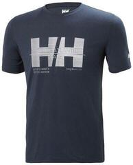 Helly Hansen HP Racing T-Shirt Navy XXL