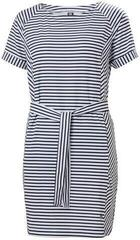 Helly Hansen W Thalia Summer Dress Navy Stripes
