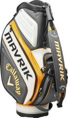 Callaway Mavrik Staff Bag Charcoal/White/Orange 2020