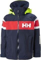 Helly Hansen JR Salt 2 Jacket Navy