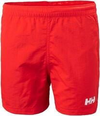 Helly Hansen JR Volley Shorts Alert Red