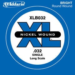 D'Addario XLB032 Single Bass String