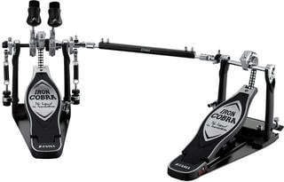 Tama Iron Cobra Power Glide Twin Pedal Left Footed