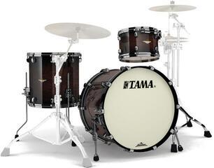 Tama Starclassic Maple Jazz Dark Mocha Burst Black Nickel HW