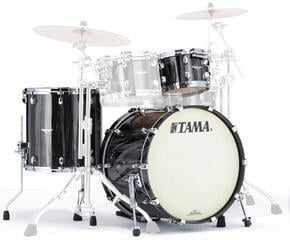 Tama Starclassic Maple Jazz Black Clouds Silver Linings Chrome HW