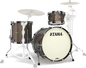 Tama Starclassic Maple Jazz Galaxy Chameleon Sparkle Chrome HW