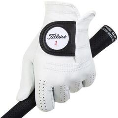 Titleist Players Mens Golf Glove 2020 Left Hand for Right Handed Golfers White L