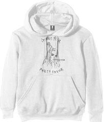 Billie Eilish Unisex Pullover Hoodie Party Favour White L
