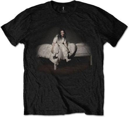 Billie Eilish Unisex Tee Sweet Dreams Black 2XL