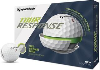 TaylorMade Tour Response Golf Balls White