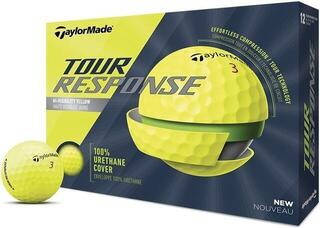 Taylormade Tour Response Golf Balls Yellow