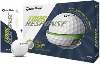 Taylormade Tour Response 15 Golf Balls White