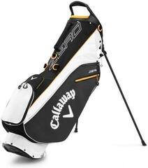 Callaway Hyper Lite Zero Stand Bag Mavrik Black/White/Orange 2020