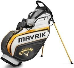 Callaway Mavrik Staff Bag Double Strap Charcoal/White/Orange 2020