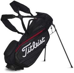 Titleist Jet Black Premium Stand Bag Black