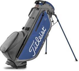 Titleist Players 4 Plus Stand Bag Charcoal/Royal/Black