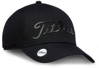 Titleist Performance Ball Marker Adjustable Cap Black/Black