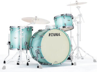 Tama Starclassic Maple Jazz Light Jade Burst Chrome Hardware