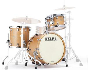 Tama Starclassic Maple Jazz Vintage Antique Maple Chrome HW