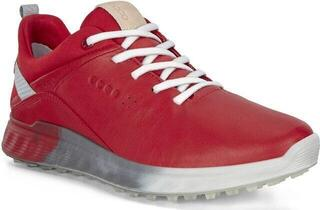 Ecco S-Three Womens Golf Shoes Tomato