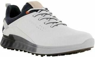 Ecco S-Three Mens Golf Shoes White