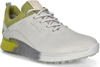 Ecco S-Three Mens Golf Shoes Concrete