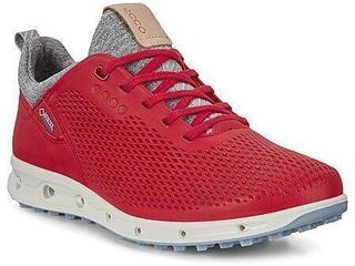 Ecco Cool Pro Womens Golf Shoes Tomato