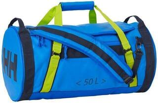 Helly Hansen Duffel Bag 2 Electric Blue/Navy/Azid Lime