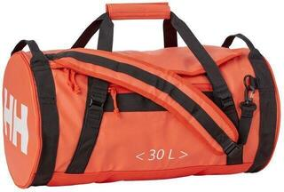 Helly Hansen Duffel Bag 2 Cherry Tomato/Ebony/Off White