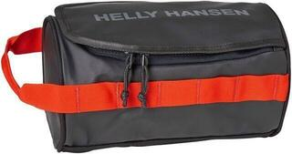 Helly Hansen Wash Bag 2 Ebony/Cherry Tomato/Charcoal/Quiet Shade