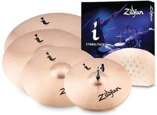 Zildjian I Series Pro Gig Pack Beckensatz