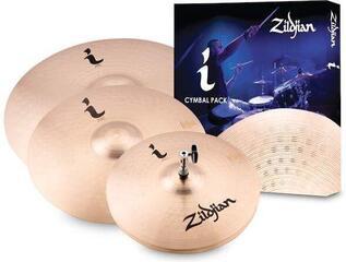 Zildjian I Series Standard Gig Pack Beckensatz