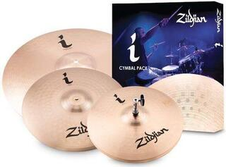 Zildjian I Series Essentials Plus Pack Beckensatz