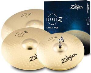 Zildjian Planet Z 4 Pack Činelski set