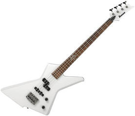 Ibanez MDB4-WH Mike D'Antonio Signature White