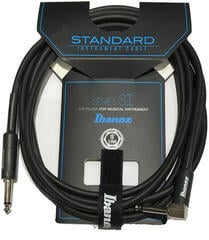 Ibanez SI10L Instrument Cable Black
