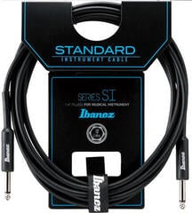 Ibanez SI20 Instrument Cable Black