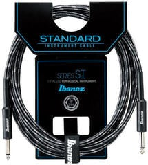 Ibanez SI20-CCT Woven Instrument Cable Camouflage City