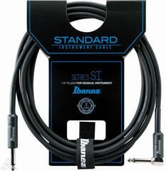 Ibanez SI20L Instrument Cable Black