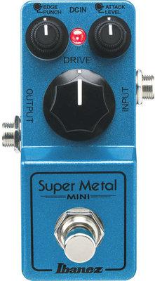 Ibanez SMMini Super Metal Pedal