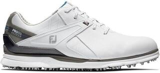Footjoy Pro SL Carbon Mens Golf Shoes White