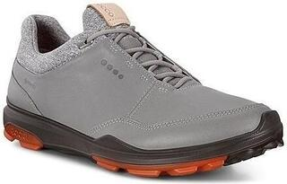 Ecco Biom Hybrid 3 Mens Golf Shoes Wild Dove/Fire