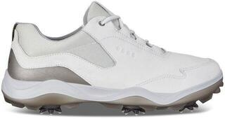 Ecco Strike Mens Golf Shoes White