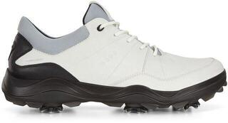 Ecco Strike Mens Golf Shoes Black/White