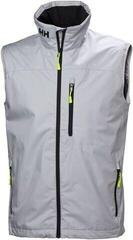 Helly Hansen Crew Vest Grey Fog M (B-Stock) #924638