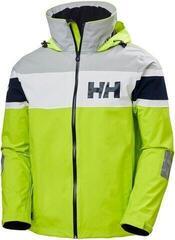 Helly Hansen Salt Flag Jacket Azid Lime XL