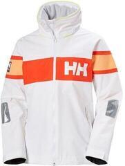 Helly Hansen W Salt Flag Jacket White 004